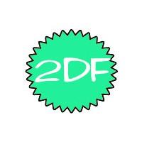 2DF Fresh Mint Base 100ml