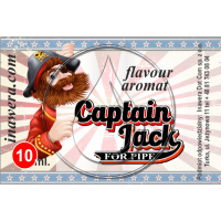 Classic for pipe - Captain Jack 10 ml
