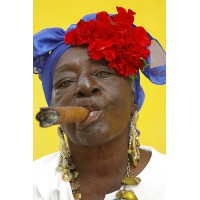 Cuba Cigar Special ─ e-liquid 20ml glass bottle