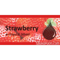Strawberry - e-liquid 30ml