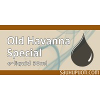 Old Havanna Special - e-liquid 30ml