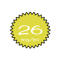 PG Ecobaza 100ml - 26mg/ml Ncotine