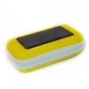Solar Power PCC (Portable Charging Case) 900 mAh, yellow